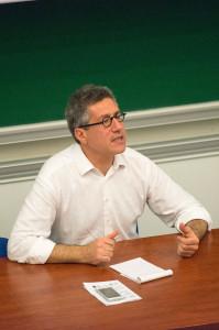 Gilles Dowek au Séminaire ISN 2014