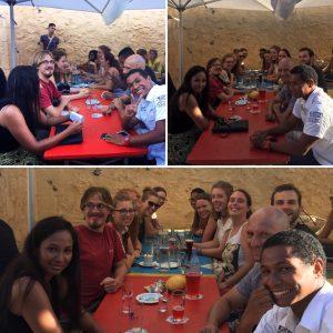 Deutsch-Stammtisch im Café Edouard (Carré-Cathédrale)