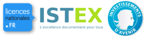 Licencesnationales.fr / Istex / IDEX