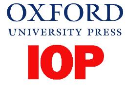 IOP et OUP en licence nationalie / ISTEX