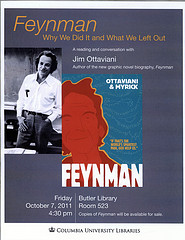 Feynman Why We Did It and What We Left Out par KLGreenNYC licence CC BY-SA