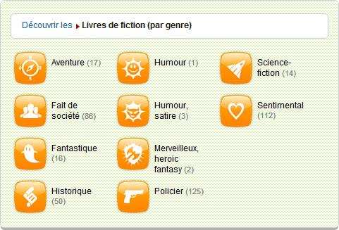 Pour découvrir les romans de la BU IUT (Saint-Pierre)