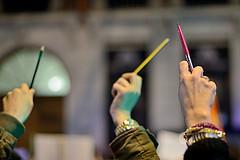 Crédit photo : Solidaridad con CharlieHebdo, d'Adolfo Lujan licence CC BY-NC-SA