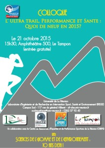 COLLOQUE ULTRA TRAIL 10 ANS