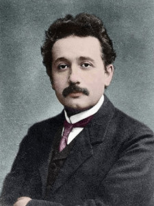 Albert Einstein, early 1900's - huanjo sous licence CC BY-SA 2.0