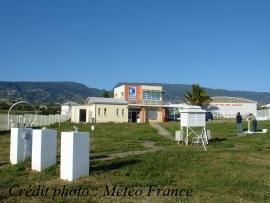 Station de Gillot_Parc météo