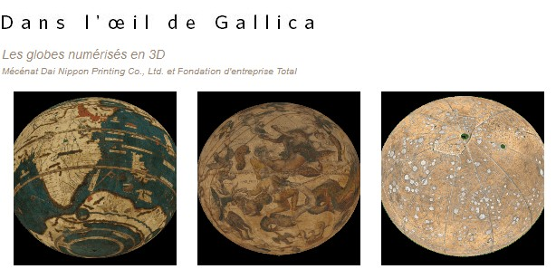 globes numérisés_Gallica