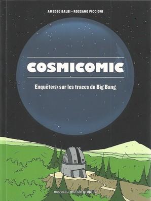 Cosmicomic, chez Nouveau Monde Edition