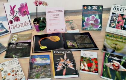 Sélection de beaux livres sur les orchidées