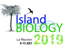 Island Biology 2019: third international conference on island ecoloyg, evolution and conservation @ Université de la Réunion - Campus du Moufia